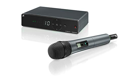 - Sennheiser XSW 1-825-A Vocal Wireless Microphone, A Range 548-572 MHz