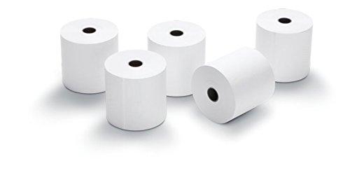 50 rollos de papel térmico para la Seca 466, 465 impresoras ...
