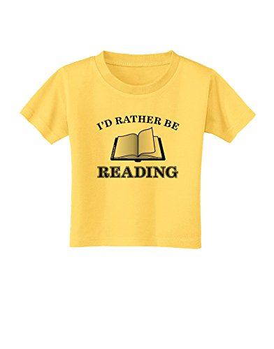 tooloud-id-rather-be-reading-toddler-t-shirt-yellow-4t
