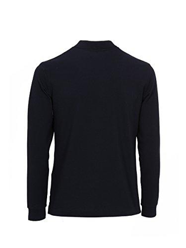 Burberry Herren 3982167 Blau Baumwolle Poloshirt