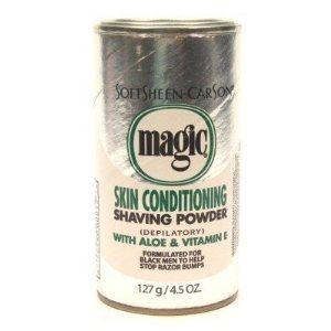 - Magic Platinum Shaving Powder 4.5 oz. Skin Conditioning - 6 Pack