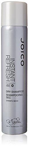 Joico Dry Shampoo, Instant Refresh, 6.2 Fluid Ounce (6.2 Ounce Aerosol)