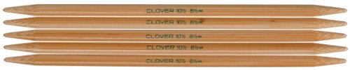 - Clover Takumi 7-Inch Double Point, Size 1