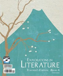 Explorations in Literature Teacher Set with CD Grade 7 4th Edition