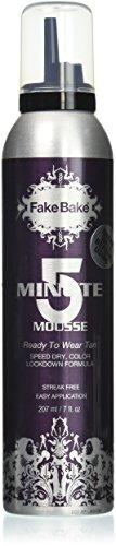 Fake Bake Minute Mousse Ready