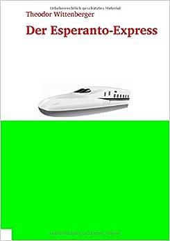 Book Der Esperanto-Express