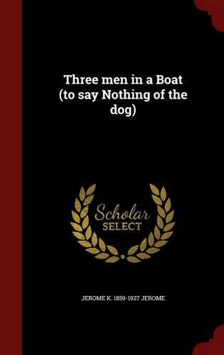 Three men in a Boat (to say Nothing of the dog) ebook