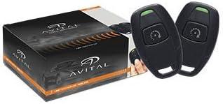 Avital 4115L 1-Way Remote Start System