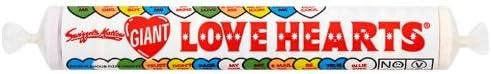 Swizzels Matlow Giant Love Hearts CASE x 24