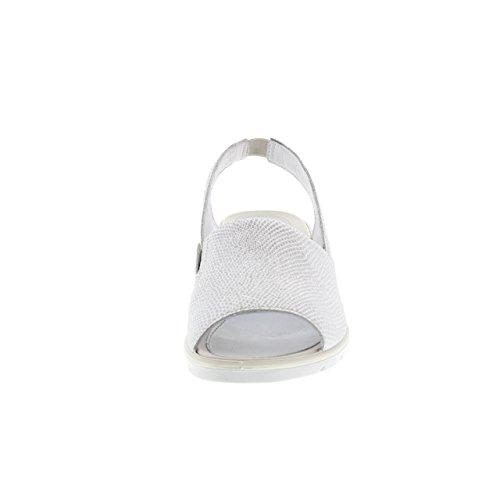 Fashion Soft Sandals Silver Enval Women's wqnSYxwa