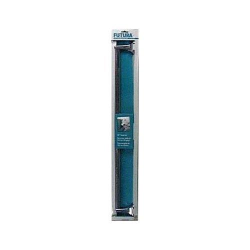Franklin Brass D2430PC Futura, Bath Hardware Accessory, 30-Inch Towel Bar, Polished Chrome