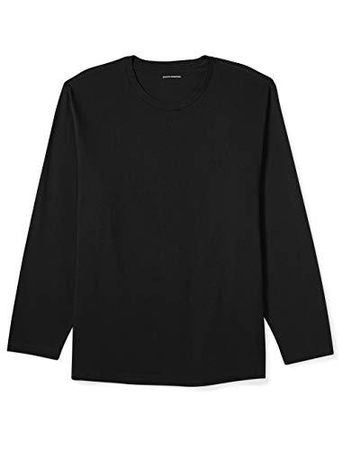 Amazon Essentials Mens Big & Tall Long-Sleeve T-Shirt fit by DXL