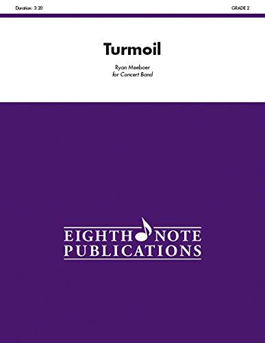 Turmoil: Conductor Score & Parts (Eighth Note Publications) pdf epub