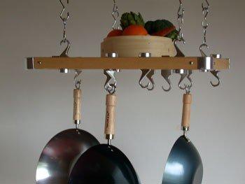 Taylor Amp Ng Track Rack European Ceiling Hanging Pot Rack