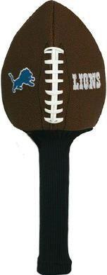 NFL Football Golf Headcover: Detroit Lions, Outdoor Stuffs