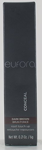 Eufora Conceal Dark Brown Root Touch Up .21oz by Eufora