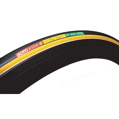 ソーヨー #30A-3 タイムトライアル チューブラー ブラック/18.0mm B003BX3IG6