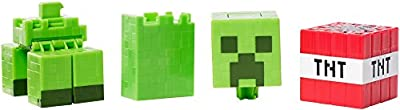 ​Minecraft Exploding Creeper Redeco Action Figure - Series 5 from Mattel