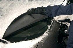 Intro-Tech TT-40-S Custom Fit Windshield Snow Shade