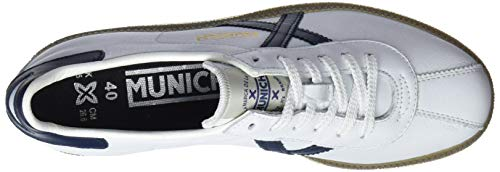 negro Mixte Adulte Barru Noir 29 Basses Sneakers Munich blanco npIwYqtUx