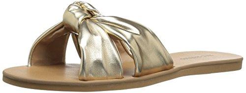 It Women's Call Spring Dwecien Slide Champagne Sandal ZOAqC