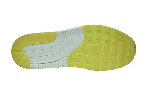 Nike Air Max 1 Præmie Tape Herresko Hvid / Gejser Grå-lab Grøn 599.514 Til 103 e5yFUTKeaT