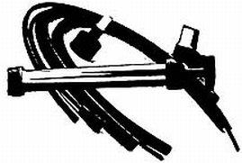 Jabsco 33799-0000 Marine Handy Boy Multi-Purpose Hand Utility Pump (12