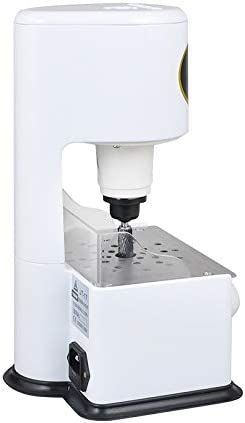 Fencia 4500rpm Dental Grind Inner Plaster Model Innner Grindding Laboratory Model Arch Trimmer Trimming Dental Lab Equipment with Tungsten Steel Drill 【US Warehouse】
