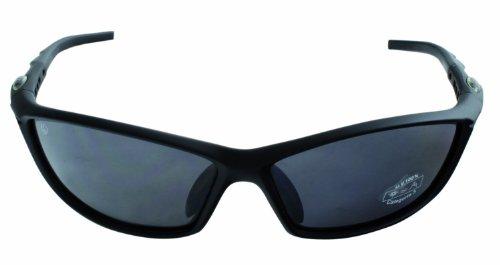 Limar e-809 lunettes de sport Noir - Noir mat