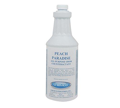 Odor Eliminator - Peach Paradise - Industrial Strength Odor Eliminator - 12 Quarts/Case