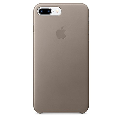 design innovativo f9502 b1ddc Apple Leather Case for iPhone 7 Plus - Taupe