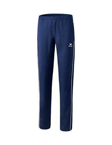 Pantalon en polyester Femme Erima Shooter 2.0 new navy/Weiß