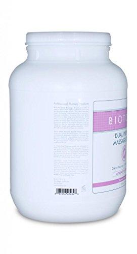 BIOTONE Dual-Purpose Massage Creme - 1 Gallon by Biotone (Image #2)'