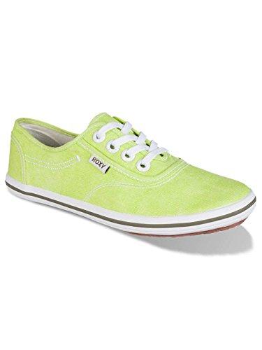 Roxy CONNECT DYE J BAL ERJS300001-BAL Damen Sneaker gelb/weiß