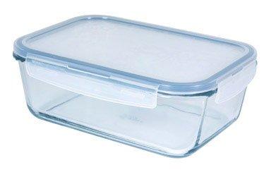 Lock & Lock Glass 1.7L / 7.17 Cup Rectangle Storage Dish