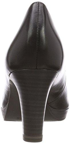22410 black Donna 001 Nero Ballerine Tamaris fPdqf