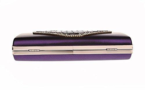 TOOKY, Poschette giorno donna Purple