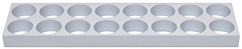 Martellato Production Mold Round Petit Fours 1.5-Ounce Capacity Frame and Mold