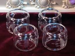 - Princess House Heritage Napkin Rings-set of 4