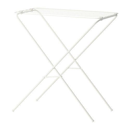 IKEA Jall Drying Rack Indoor Outdoor White 802.428.92