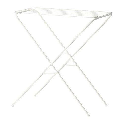 IKEA Jall Drying Rack Indoor Outdoor White 802.428.92