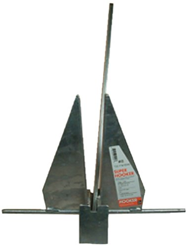 Tie Down Engineering 95040 9 Pound Marine Super Hooker - Boat Tie Anchor
