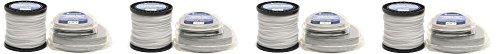 Husqvarna 639005106 Titanium Force String Trimmer Line .095-Inch 3-Pound Spool (4-(Pack))