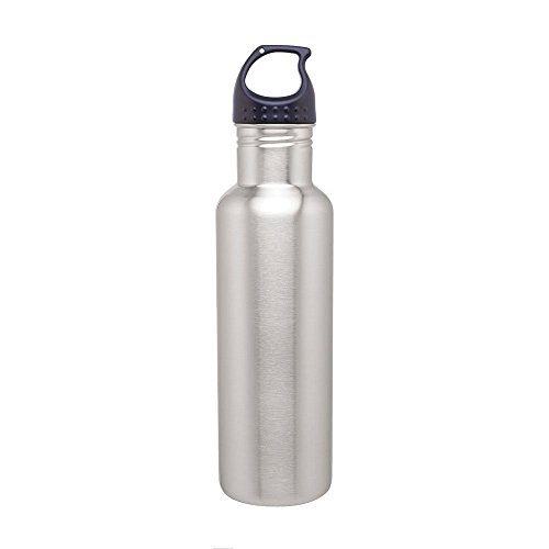 Generic Stainless Steel Water Bottle Canteen by Generic