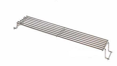 - Weber #91289 Raised Warming Rack for some Spirit 300 grills