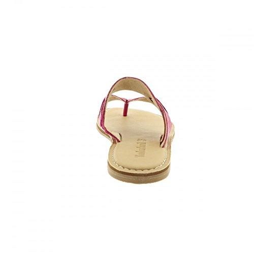 Sheafe A14jo Vivacious Thong Pink Sandal qqCBr