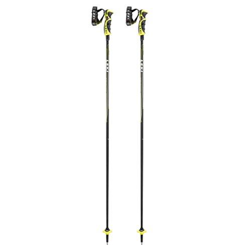 Leki Carbon 14 S Ski Poles 2017 - 120/Yellow (Leki Carbon compare prices)