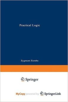 Book Practical Logic