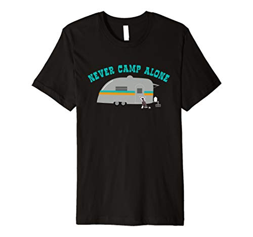 Chinese Crested Shirt Camping RV Gift