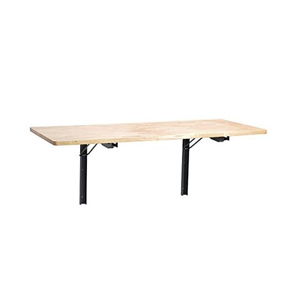 Kyings Metal Folding Shelf Bracket,Industrial Decorative Wall Mounted Support Bracket -  - wall-shelves, living-room-furniture, living-room - 31%2BEGmQYSdL. SS570  -